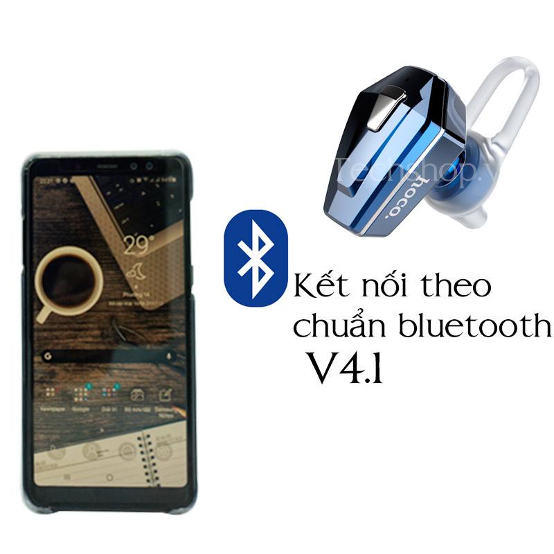 Kết nối thiết bị qua chuẩn bluetooth 4.1