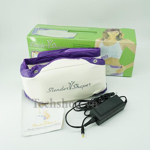 Đai massage giảm mỡ bụng Slender Vshaper BJ-9577
