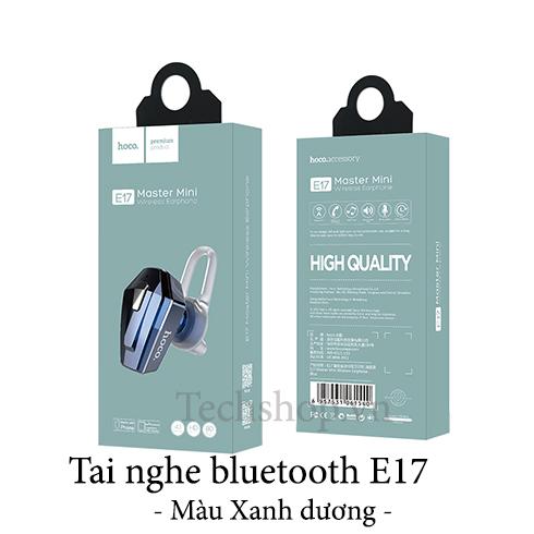 Tai nghe bluetooth Hoco E17 Chính hãng