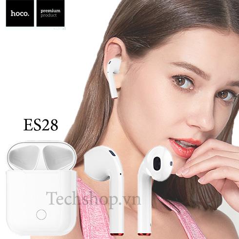 Tai nghe bluetooth không dây hoco ES28 - Cao Cấp