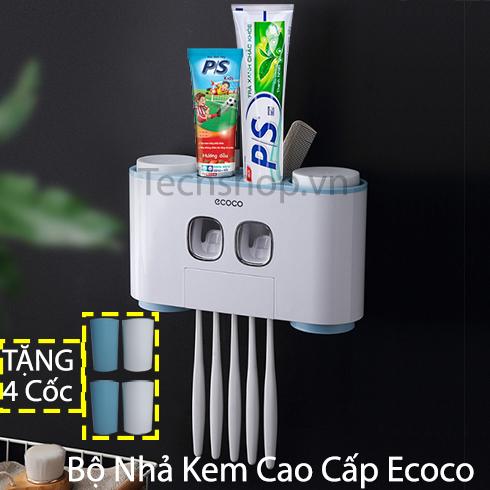 Bộ nhả kem cao cấp Ecoco E1802