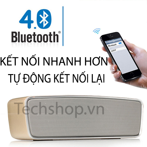 Loa nghe nhạc Bluetooth SoundLike Mini S2025
